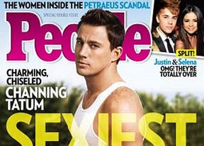 Channing Tatum, el más sexy del mundo según la revista People