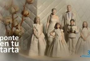 ThreeDee-You renueva su web 'Ponte En Tu Tarta' - Figuras 3d personalizadas para tartas