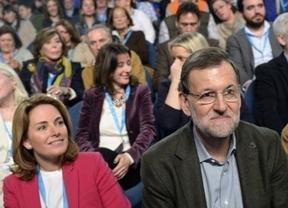 Rajoy clausura el congreso del PP Vasco: pide a ETA que se disuelva porque 'no hay nada de lo que hablar' con ella