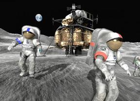 Rusia construirá una base habitable en la Luna en la próxima década