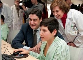 El consejero de Sanidad, en su visita a Guadalajara