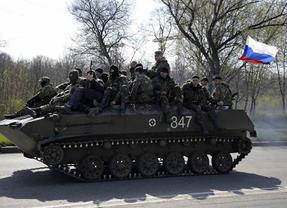 Ucrania afirma que se está cumpliendo el alto el fuego