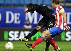 El Atlético suma y sigue: con un gran Adrián, cosechan su decimosexta victoria europea consecutiva (2-1)