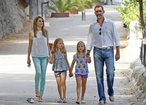 Los nuevos reyes también pasarán las vacaciones en Palma