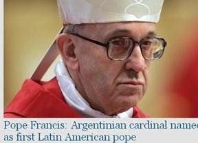 Lo que dice la prensa internacional del nuevo Papa, Francisco I, el argentino Jorge Mario Bergoglio
