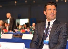Figo abandona la 'pugna' por la presidencia de la FIFA por falta de transparencia