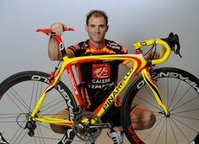 Alejandro Valverde, ávido de triunfos tras su suspensión, será la baza del Movistar en la Vuelta a Andalucía