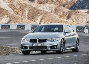 El BMW Serie 4 Gran Coupé ya se encuentra a la venta en el mercado español
