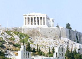Grecia alquila la Acrópolis para rellenar sus vacías arcas