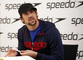 De mejor nadador del mundo a campeón de pocker: Phelps gana 100.000 dólares en Las Vegas