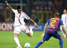 Champions: Un Milan mediocre y venido a menos mide el favoritismo del Barça en San Siro