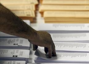 A las seis de la tarde, la participación en Castilla-La Mancha tres puntos más baja que en 2011