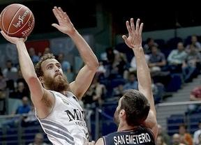 El Madrid de baloncesto imita a los futboleros y también gana fácil su partido liguero: 105-72 al Laboral Kutxa