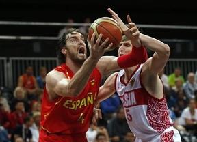 Las rodillas de Pau Gasol dicen basta: no disputará el Eurobasket de Eslovenia