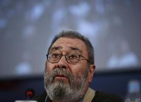 Cándido Méndez cree que UGT es víctima de las ganas de tapar el 'caso Bárcenas'