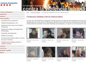 La Generalitat retira la polémica web delatora, pero deja abierta la puerta a reabrirla
