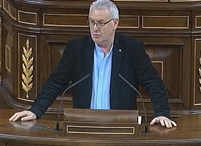 IU: El PP apuesta por 'una democracia de saldo en unas rebajas vergonzosas'