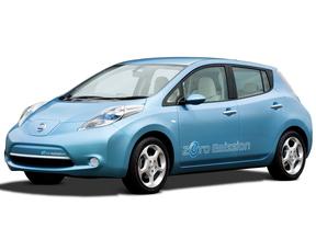 El Nissan Leaf, modelo eléctrico más vendido en Europa por cuarto año consecutivo