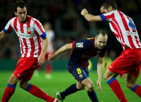 Otra vez fútbol de madrugada con la Supercopa de España