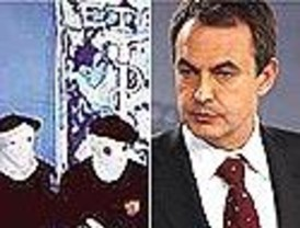 ETA traspasará toda la presión y la responsabilidad del proceso de paz a Zapatero