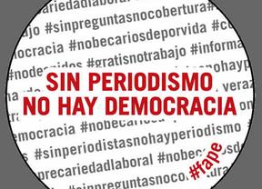 La FAPE publica el 'Manifiesto de los Periodistas' en el día del patrón