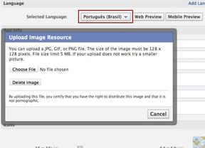 La tienda de aplicaciones de Facebook se vuleve políglota para contentar a todos