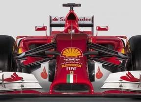 Ya empezamos... a Fernando Alonso se le para su nuevo coche en el primer entrenamiento de este año en Jerez
