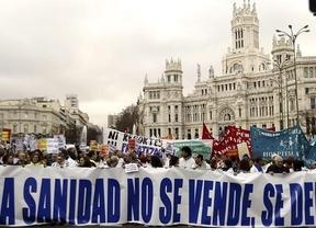 La 'Marea Blanca' vuelve a las calles madrileñas este domingo