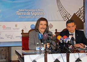 Luis Cobos actuará con 300 músicos y artistas en Campo de Criptana