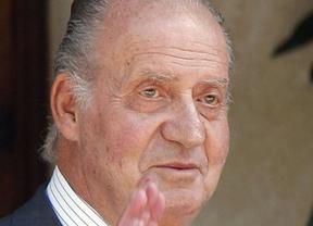 Tras arreglar la válvula de combustible del Airbus, el Rey vuela de regreso a España