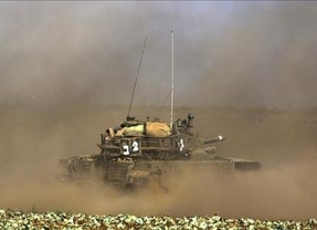 Los bombardeos de Israel sobre la franja de Gaza dejan cerca de 90 palestinos muertos