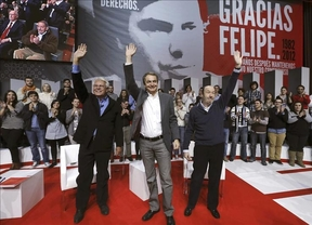 Revival socialista en Madrid con Boyer y la 'beautifull people' incluida