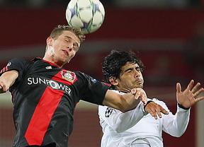 El Valencia, al borde del abismo tras perder en Leverkusen (2-1)