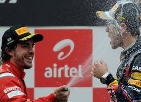 La FIA acaba con el 'culebr�n': el Mundial de Vettel
