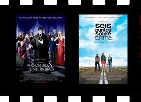 Tim Burton y Johnny Depp se alían de nuevo para conquistar los cines con 'Sombras tenebrosas'