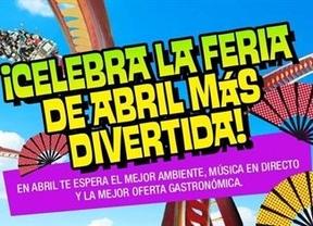 El Parque de Atracciones de Madrid se vuelve a vestir de Feria de Abril