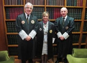 La presidenta de la Audiencia de Ciudad Real recibe la Cruz de San Raimundo de Peñafort