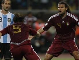 Venezuela logra victoria histórica ante Argentina