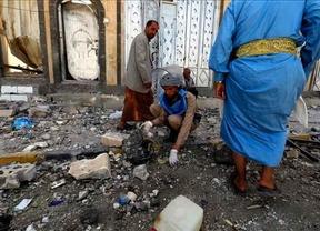 La coalición vuelve a bombardear Yemen horas después de anunciar el fin de las operaciones