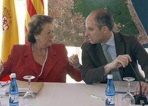 Camps y Barberá entran en el disparadero del 'caso Urdangarín': el juez Castro les atribuye delitos de malversación, prevaricación, fraude y falsedad
