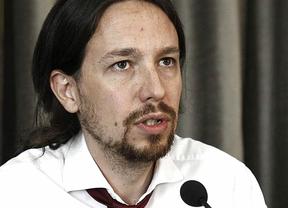 Pablo Iglesias ve la reforma electoral de Cospedal como fruto del
