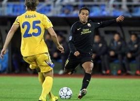 El Barça recibe al BATE Borisov, que se juega seguir en Europa, con un equipo de lleno de canteranos