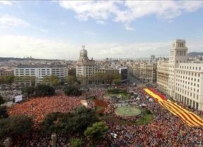 La manifestación 'españolista' en Barcelona triunfó sin incidentes y abre otro punto de vista sobre el futuro catalán