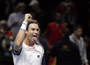 Ferrer se 'hace grande' derrotando a Djokovic y pasa a semifinales con sólo dos sets (6-3 y 6-1)