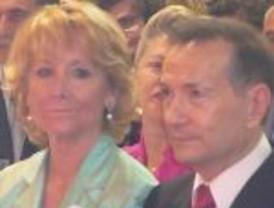 Esperanza Aguirre celebró el aniversario de la Casa de Madrid