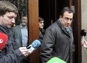 El PSN ya no pide elecciones inmediatas: iniciará contactos con todas las fuerzas navarras menos con Bildu
