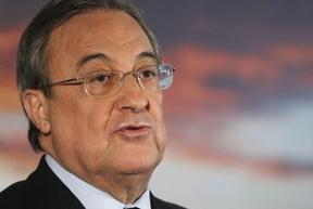 Florentino Pérez máximo accionista de ACS tras la marcha de los March