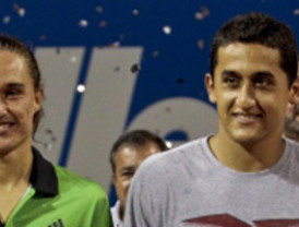 Almagro se proclama campeón del Open de Brasil