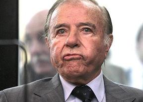 Menem, el impulsor de la privatización de YPF, votará ahora a favor de su nacionalización