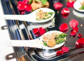 La propuesta gastrovintage de Catering Spain para el Museo Lázaro Galdiano triunfa en el Gastrofestival